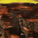 leon golub at william griffin gallery