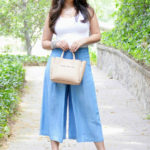 Chambray Gauchos