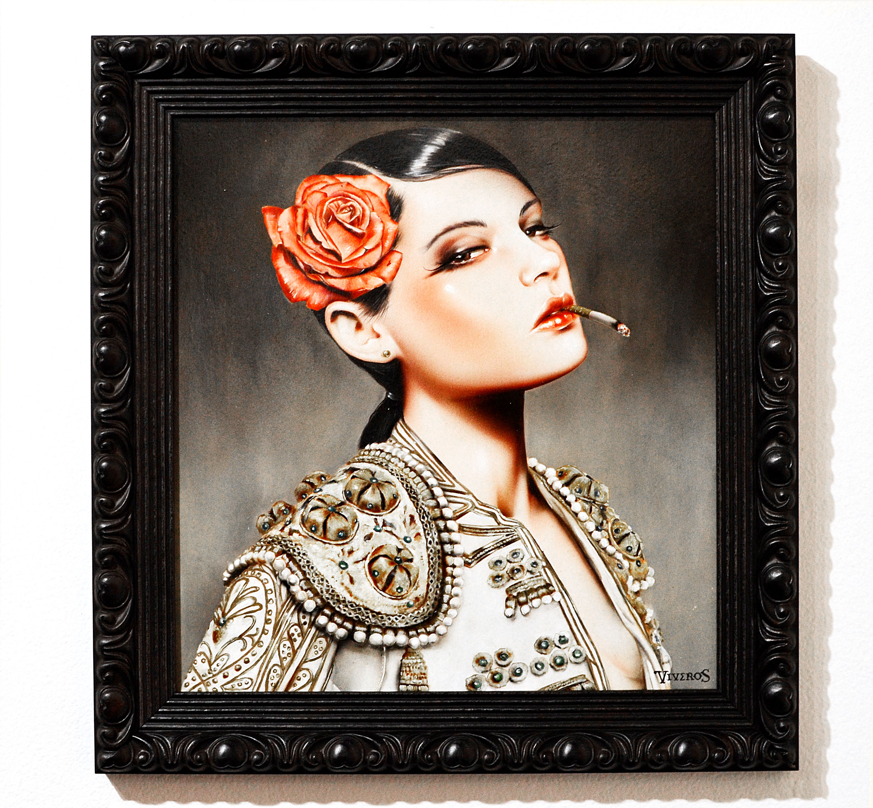 The powerful women of Brian M. Viveros