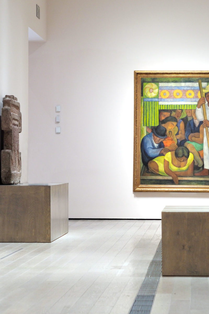 Picasso and Rivera: Conversations Across Time at LACMA