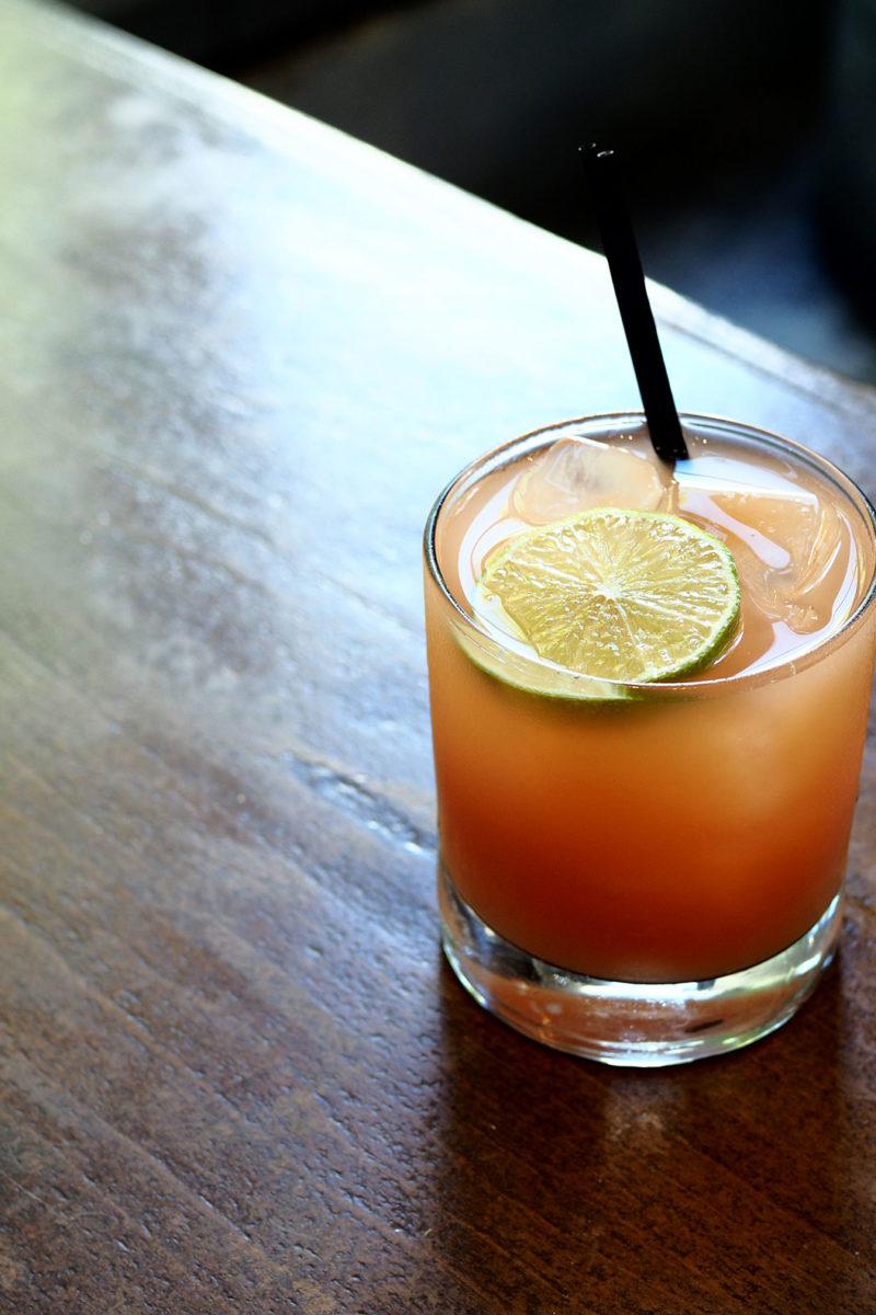 Barcito LA PALOMA tequila, habanero, grapefruit, agave