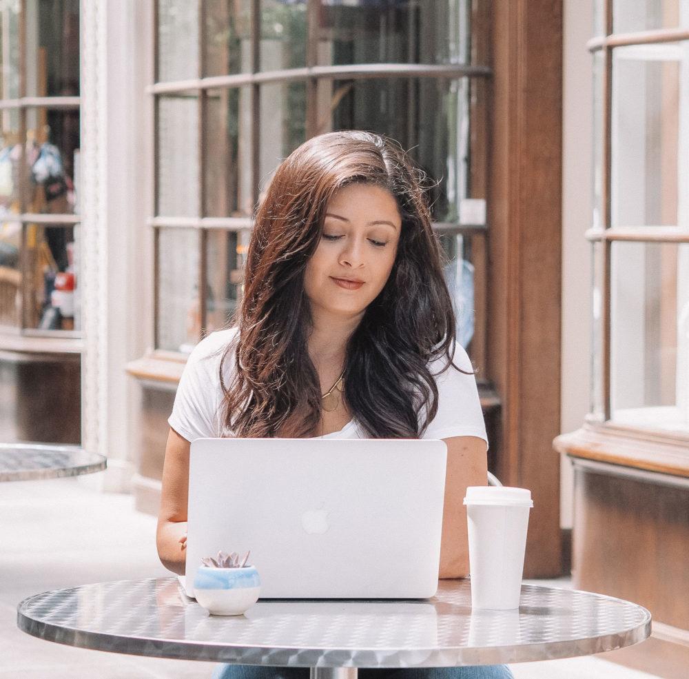 rachel matos - social media marketer, lifestyle blogger
