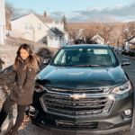 Cruising NY in the Chevrolet Traverse